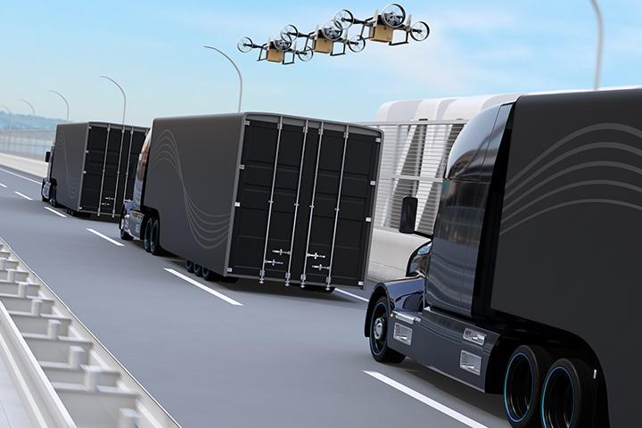 Truck platooning Market