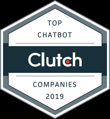 Zealous System Identified as a Top Chatbot Company by Clutch.co!