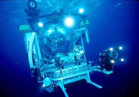 Global Underwater Robotics Market