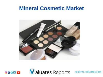 Global Mineral Cosmetic Market Size, Share, Trends and Forecast