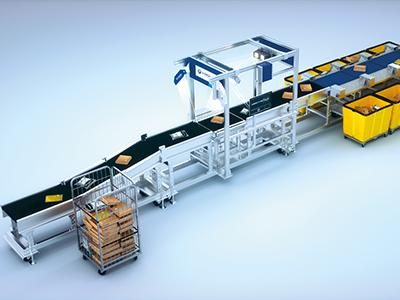 logistics-automation Market shares