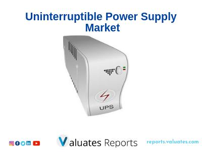 Global Uninterruptible Power Supply Market is valued at 3120
