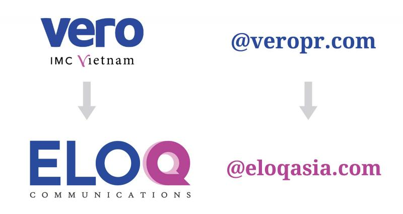 Vero IMC Vietnam becomes EloQ Communications