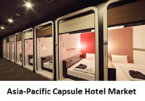 Asia-Pacific Capsule Hotel Market
