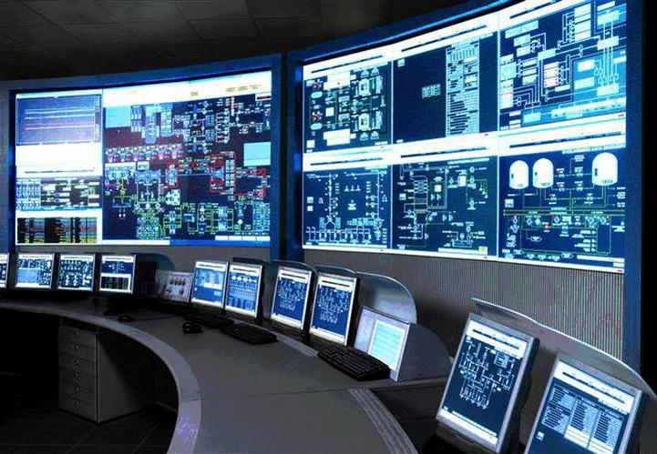 Supervisory Control and Data Acquisition (SCADA