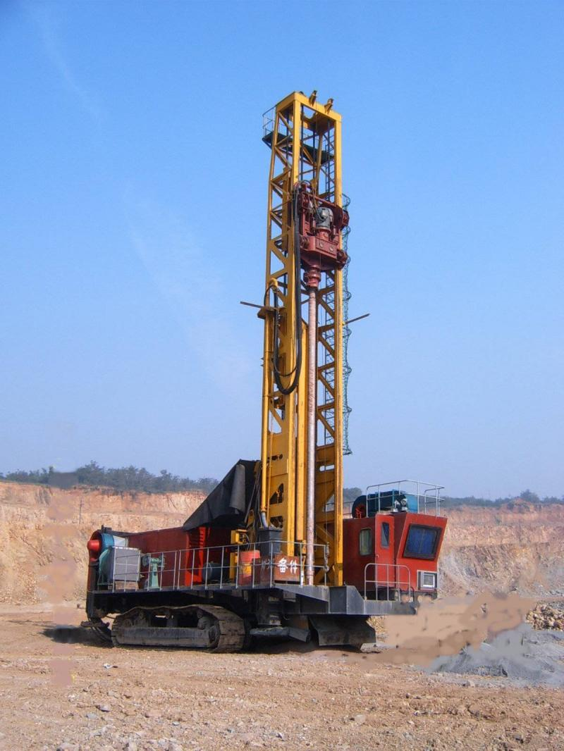 Rotary Blasthole Drilling Rig Market to Reach $3.49 Billion