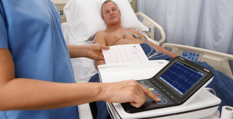 Global Diagnostic Electrocardiograph (ECG) Market