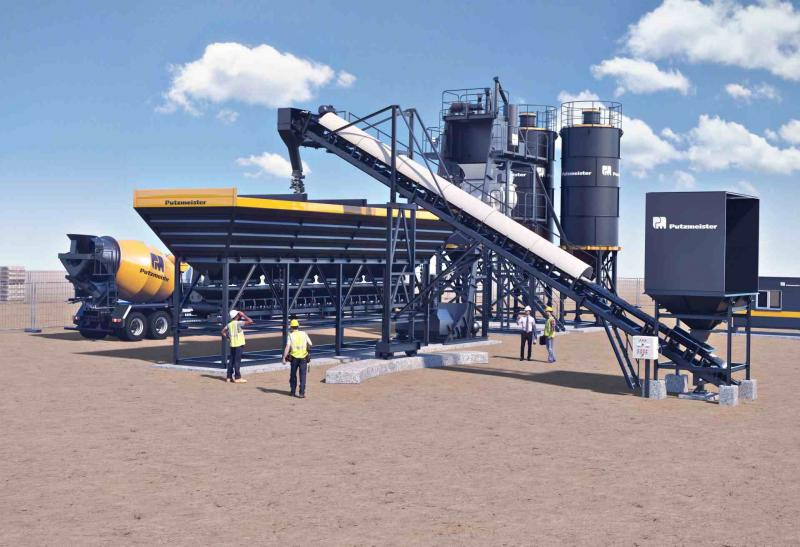Concrete Batching Plant Market Analysis by top key players