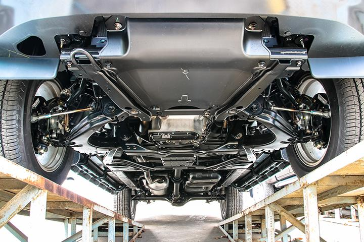 Automotive Chassis System Market
