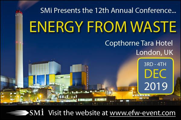 12th Annual Energy from Waste Conference