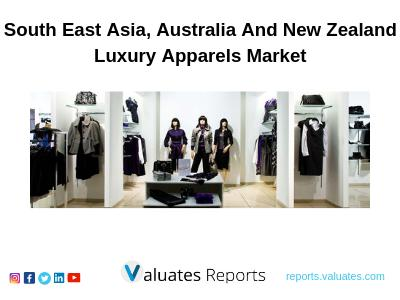 South East Asia & Australia And New Zealand Luxury Apparels
