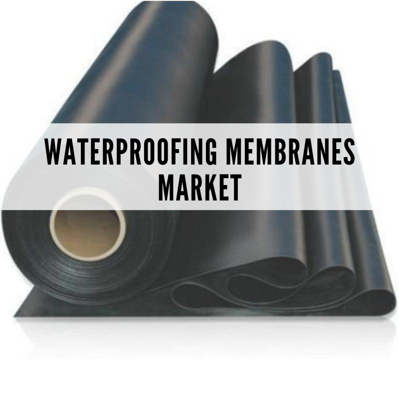 Waterproofing Membranes Market Global Insights With Future