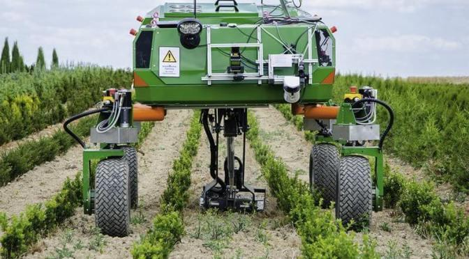 Agricultural Robots Market Insights with Statistics and Growth