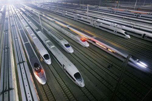 Global Railway System Market