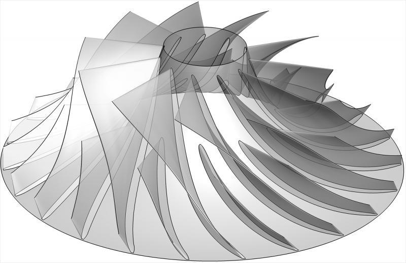A baseline compressor design