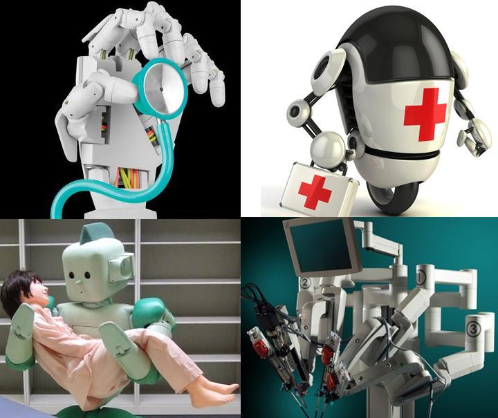 Medical Robots Transforming Healthcare market
