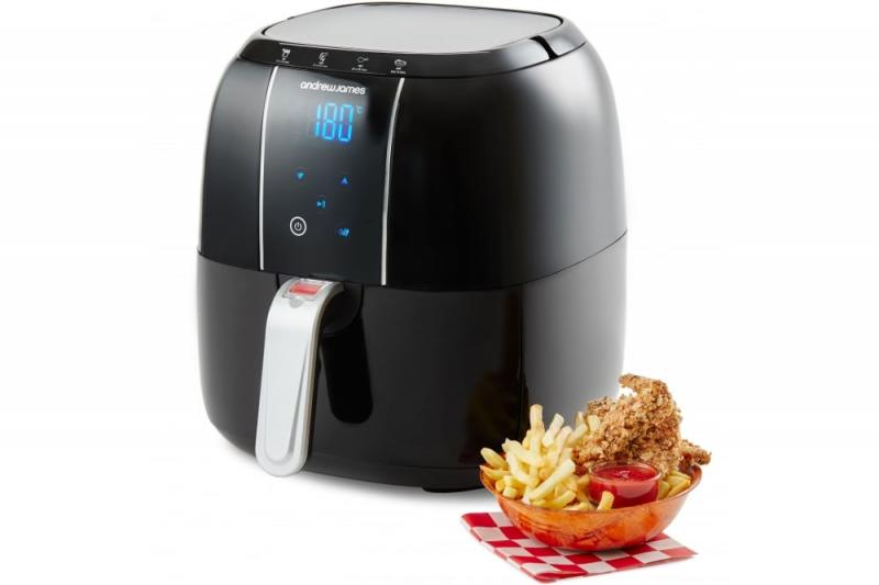 Global Digital Air Fryer Market, Top key players are Philips