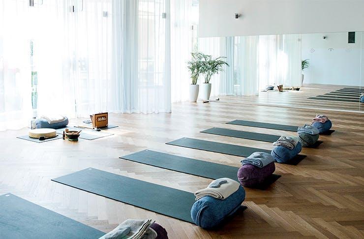 Pilates & Yoga Studios