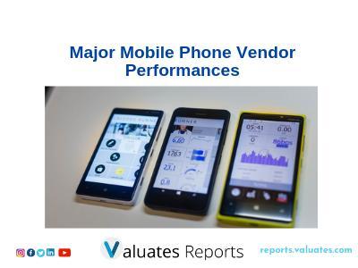 Worldwide Major Mobile Phone Vendor Performance 2Q 2019