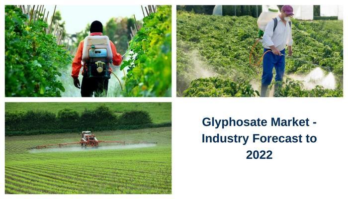 Glyphosate Market Worth 10,675.9 Million USD By 2022
