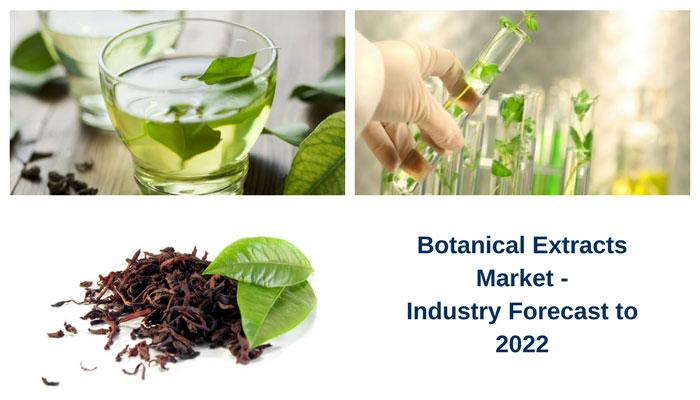 Botanical Extracts Market Worth 5,833.4 Million USD By 2022