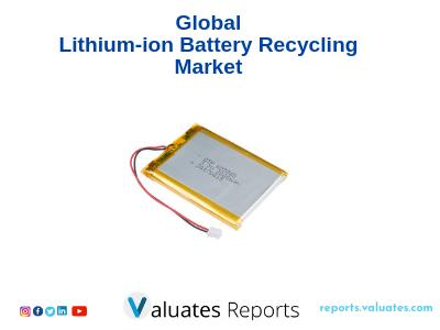 Global Lithium-ion Battery Recycling Market is expected