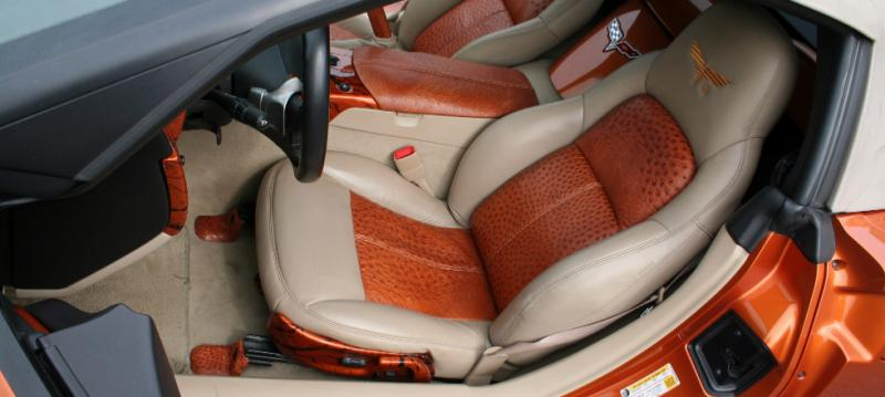 Automotive Upholstery Growing Demand for Advanced