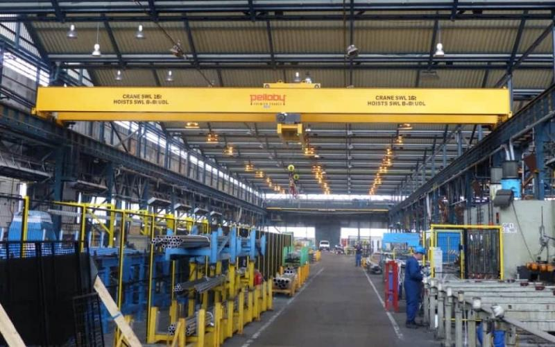 Overhead Cranes Market: Rising Investments in Infrastructure