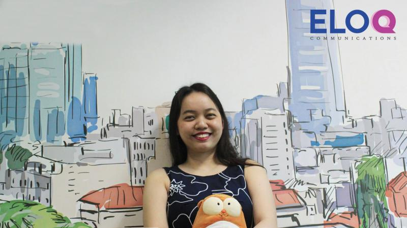 Clāra Ly-Le, Managing Director of EloQ Communications