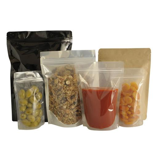 Stand-up Pouches market