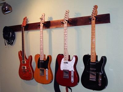 Wall Guitar Hangers Market