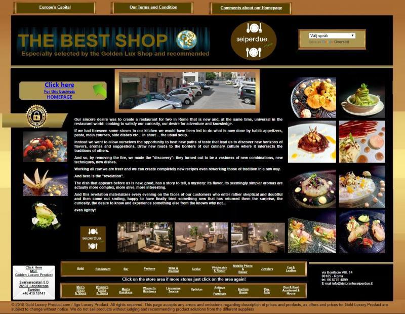 samle of webpage