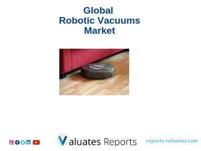 Global Robotic Vacuums Market was valued at 2852.52 million USD