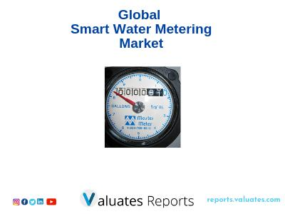 Smart Water Metering Market anticipated to grow at a CAGR of 13.3%