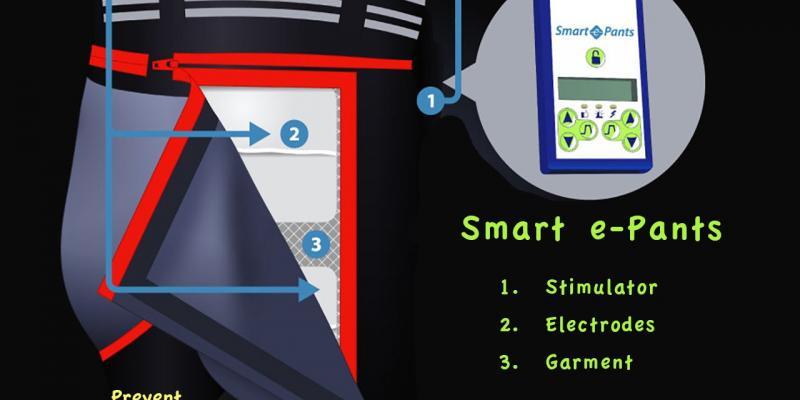 Global Smart E-Pants Market, Top key players are Rober