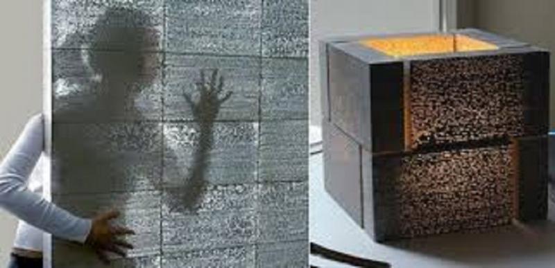 Light-Transmitting Concrete