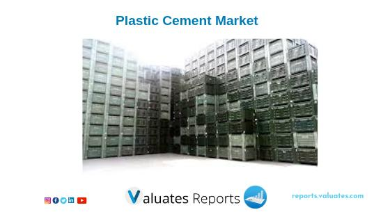 Global Plastic Cements Market Report 2019 - Market Size, Share,