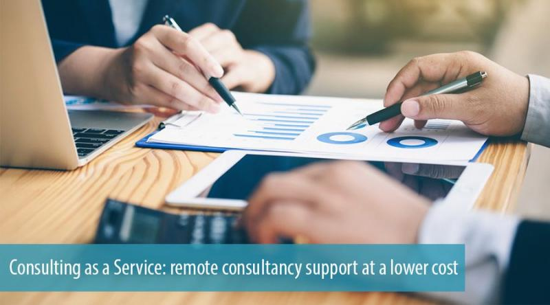 Global Consulting As A Service Market, Top key players