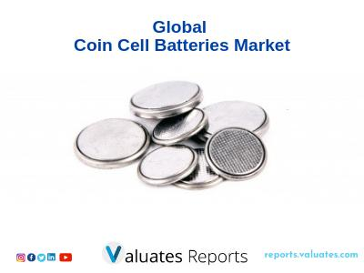 Global Coin Cell Batteries Market Valued at 3898.51 Million US$