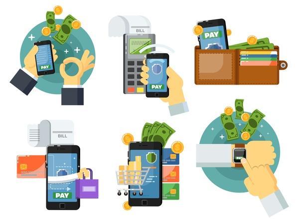 Digital payment platforms Market