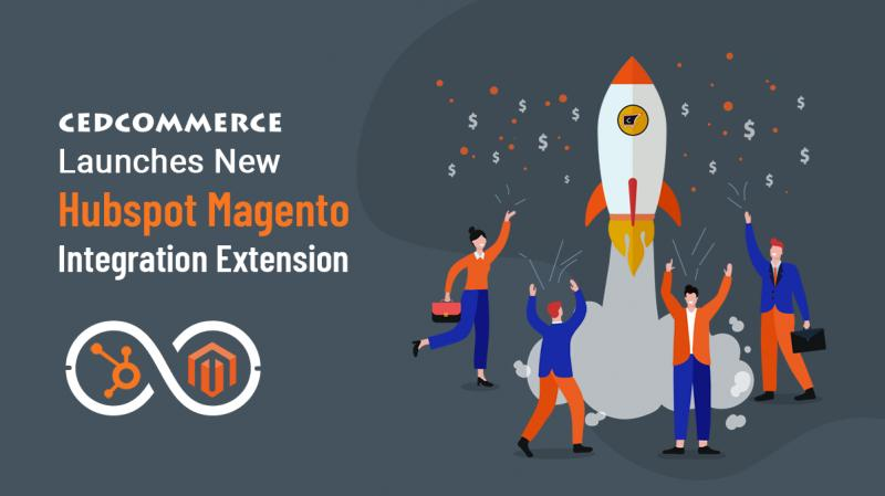 CedCommerce Launches New Hubspot Magento Integration Extension