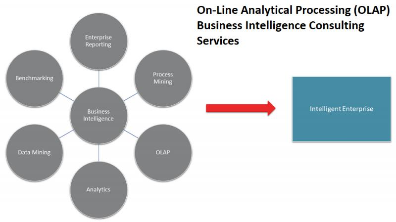 On-Line Analytical Processing (OLAP) Business Intelligence Consulting Services