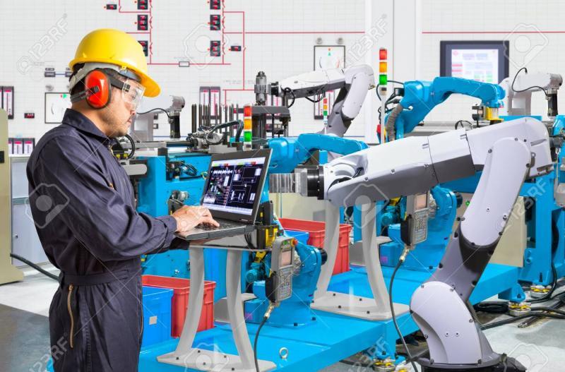 Corporate Manufacturing Workwear