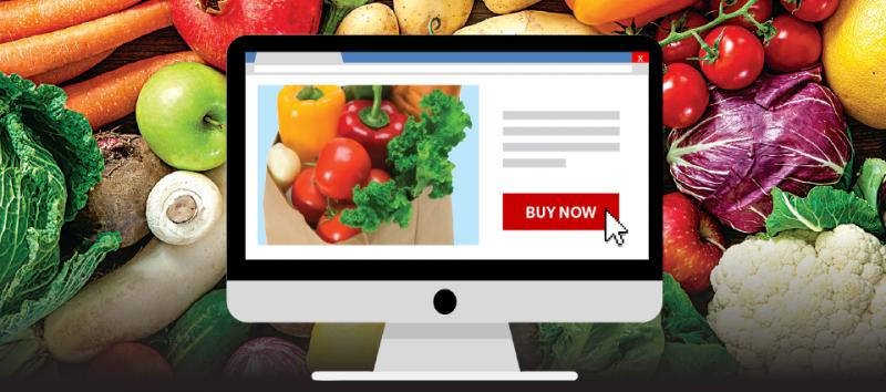 Grocery Ecommerce Market