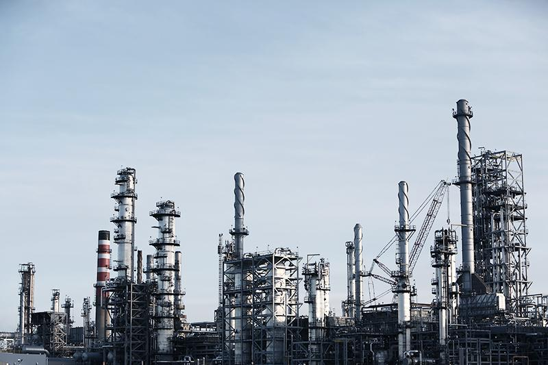 Oil Refinery Uses Standalone Data Logger to Help Increase