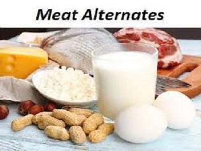 Meat Alternates