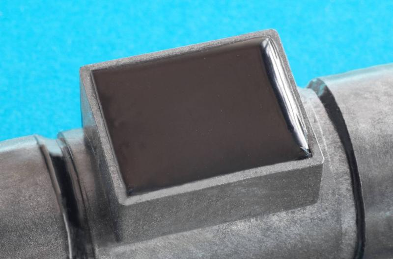 Black Potting Epoxy from Techsil with Excellent Flow Properties