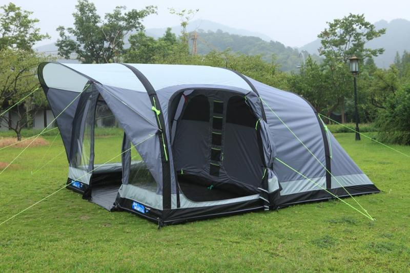 Inflatable Tent Market
