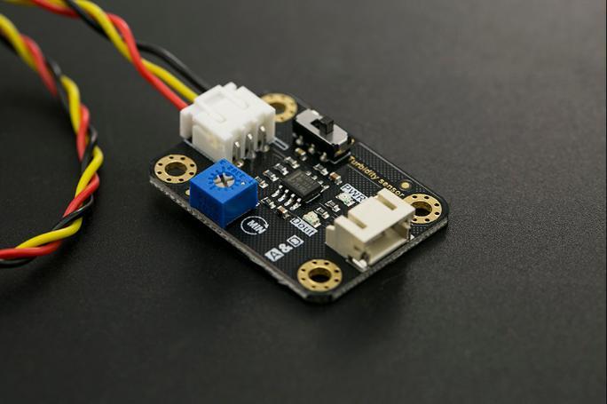 Robotic Temperature Sensor