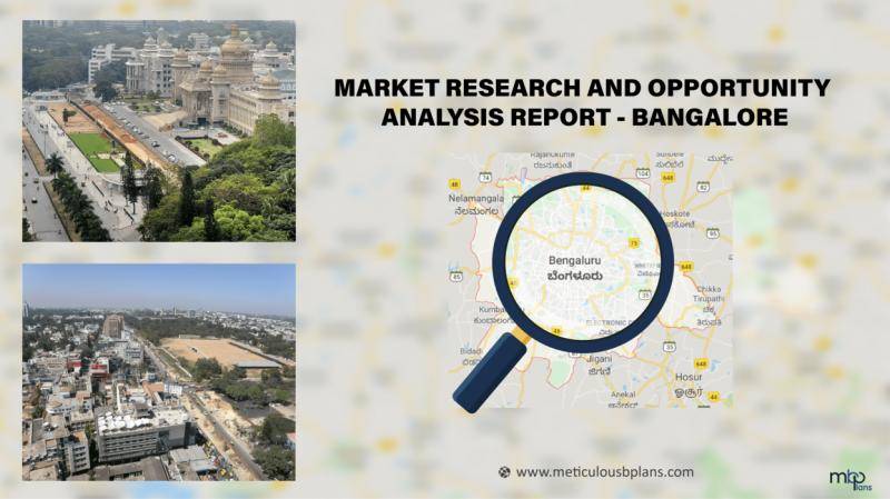 BANGALORE - Market Research & Opportunity Analysis Report